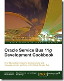 4446OS_Oracle Service Bus 11g Developement Cookbook_Frontcover